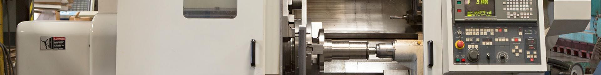 Manufacturing page header image